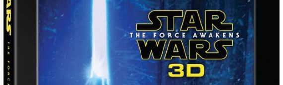 Star Wars – The Force Awakens en Bluray 3D