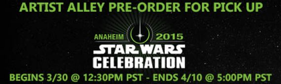 Star Wars Celebration Anaheim : Art Show