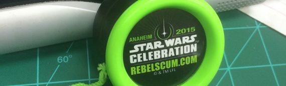 Star Wars Celebration Anaheim – Exclu Rebelscum