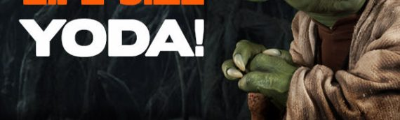 Sideshow Collectibles – Yoda Life Size Figure à gagner