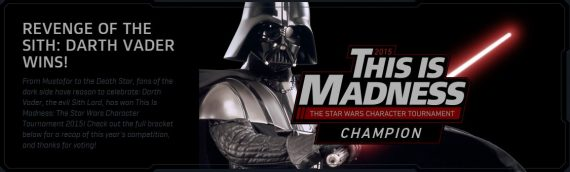 Star Wars – This is Madness 2015