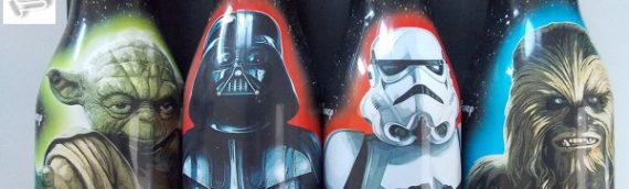 Danone : Des yogourts à boire Star Wars !