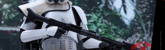Hot Toys – Stormtrooper Jedha Patrol Sixth Scale Figure