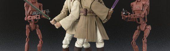 Tamashii S.H.Figuarts – Clone Trooper & Battle Droid