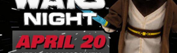 MLB : Star Wars Nights en marge de Celebration Anaheim