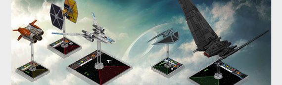 X-Wing Miniatures Game – Rogue One