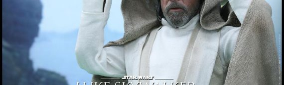 Hot Toys – The Force Awakens Luke Skywalker Sixth Scale Figure