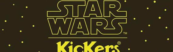 Kickers – Une nouvelle gamme Star Wars