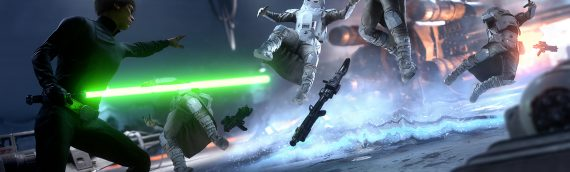 Electronic Arts – Star Wars Battlefront – Les Héros