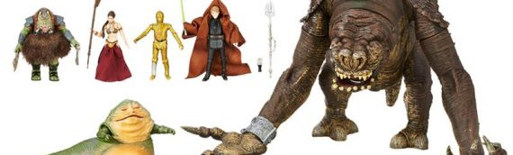 HASBRO – Jabba's Palace The Black Serie