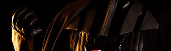 Sideshow Collectibles : Darth Vader Life-Size Figure