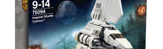 LEGO : La deuxième vague de 2015