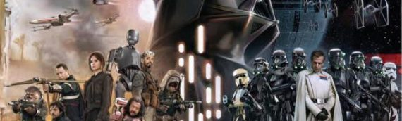 Rogue One – Les artworks de la promo