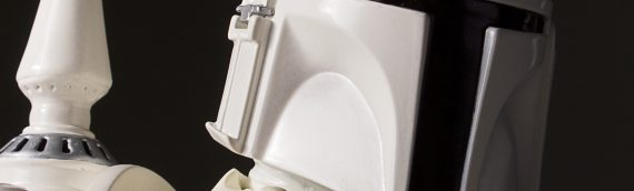 Gentle Giant : Boba Fett Prototype Mini-Buste