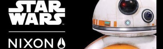 Nixon – Tout une gamme de produits BB-8