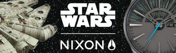 Nixon : Montres Star Wars Millennium Falcon