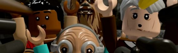 Jeu vidéo LEGO Star Wars : The Force Awakens
