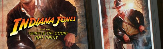 Sideshow Collectibles : Indiana Jones Art Print