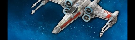 Dragon Models – T-65 X-Wing fighter