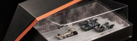 Hotwheels – Star Wars' Trench Run