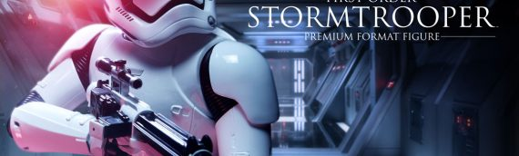 Sideshow Collectibles – Stormtrooper First Order Premium Format