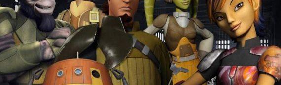 Star Wars Rebels – Saison 3