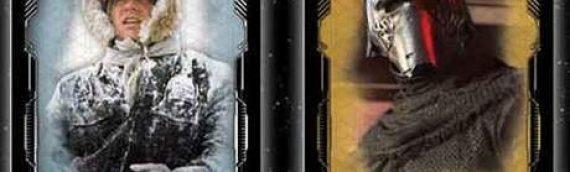 Topps – Nouvelle série Star Wars Masterwork