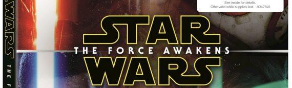 Star Wars The Force Awakens : coffret DVD / Blu-ray Target