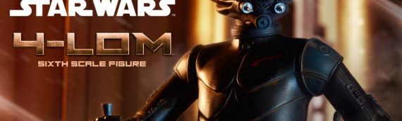 Sideshow Collectibles : 4-LOM Sixth Scale Figure
