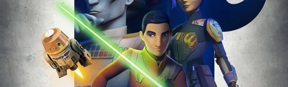 Star Wars Rebels : Saison 3 – L'affiche