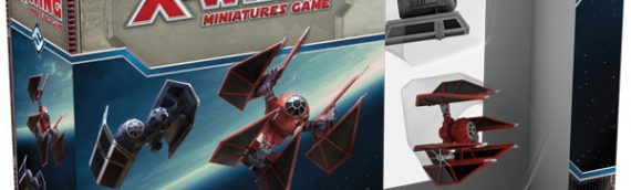 X-Wing Miniatures Game – Imperial Veterans Expansion Pack