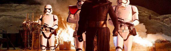 Star Wars – The Force Awakens chez British Airways