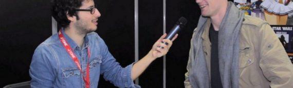Joonas Suotamo : l'interview