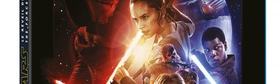 Star Wars – The Force Awakens – DVD / Blurry