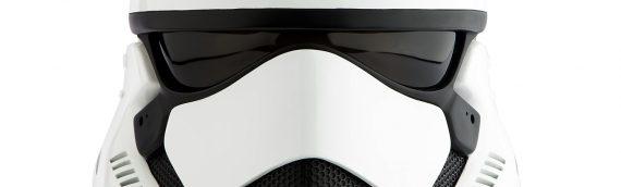 Anovos – First Order Stormtrooper Helmet