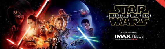 Star Wars – Le Réveil de la Force : En format 70mm IMAX