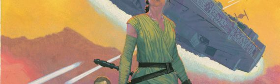 Marvel Comics – Star Wars The Force Awakens