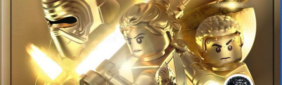 LEGO Star Wars – The Force Awakens – Le Gameplay