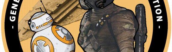 Générations Star Wars & Science-Fiction 2016 – 3eme patch