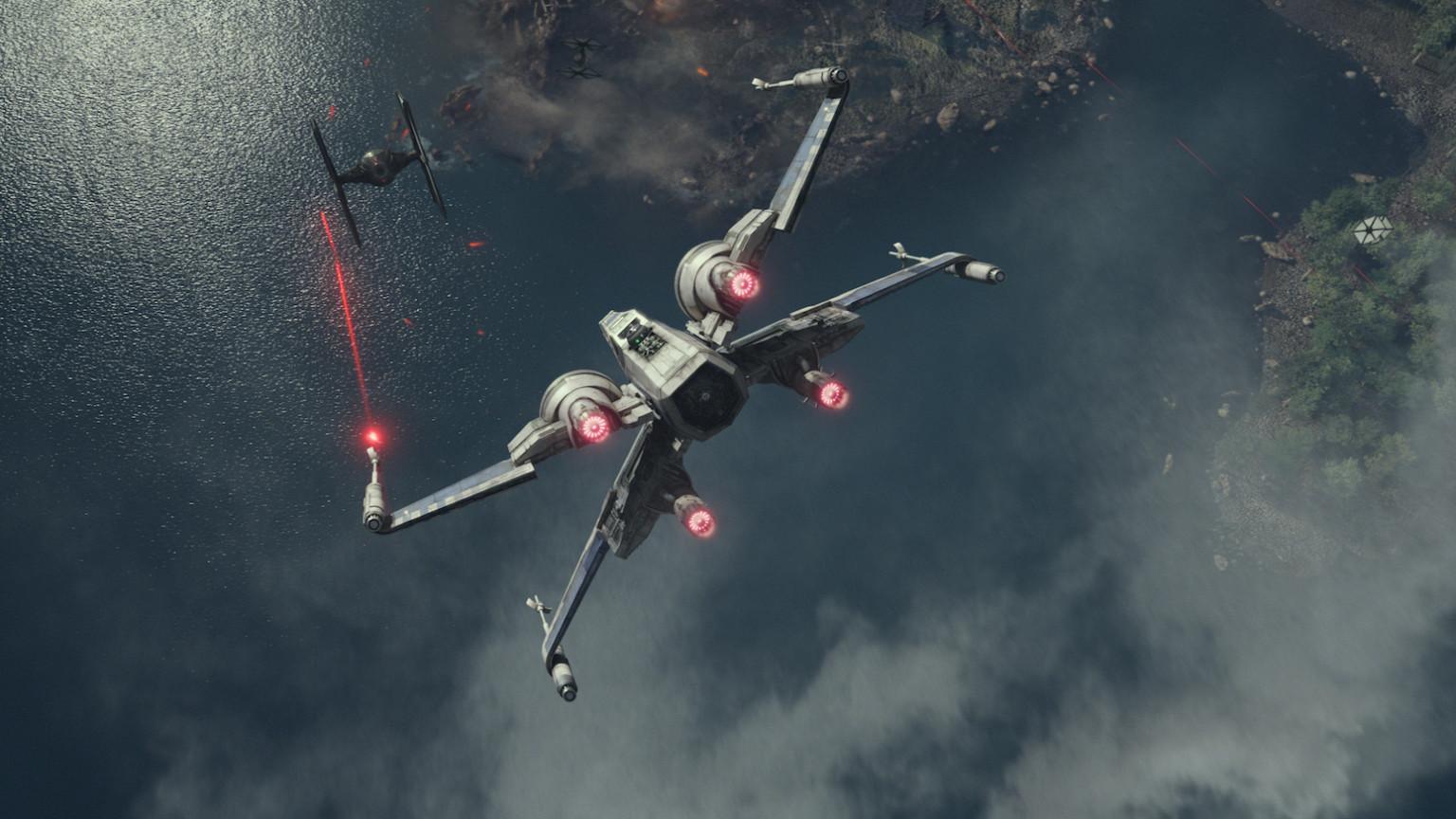 Star Wars: The Force Awakens Ph: Film Frame © 2014 Lucasfilm Ltd. & TM. All Right Reserved..
