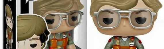 Funko Pop – Matt The Radar Tech