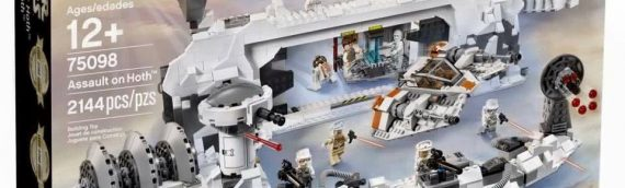 LEGO – Assault on Hoth UCS