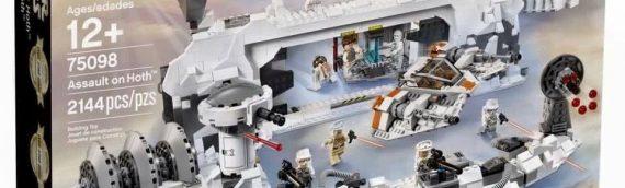 LEGO – Assault on Hoth UCS