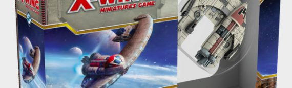 X-Wing Miniatures – Punishing One