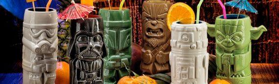 Star Wars Tikis Mugs