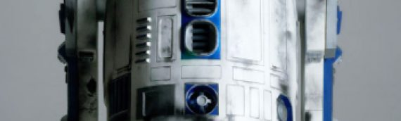 DEAGOSTINI – Construis ton propre R2-D2 ?