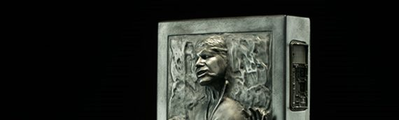 Sideshow Collectibles – Sixth Scale Figure Han Solo in Carbonite