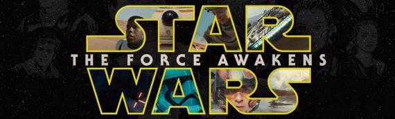 Star Wars – The Force Awakens adapté par Marvel