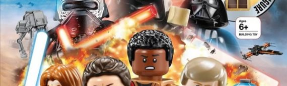 LEGO – Chronicles of the Force book