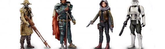 Hasbro : Un nouveau 4-Pack Rogue One